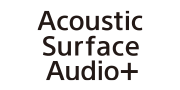 Die Acoustic Surface+ Logo
