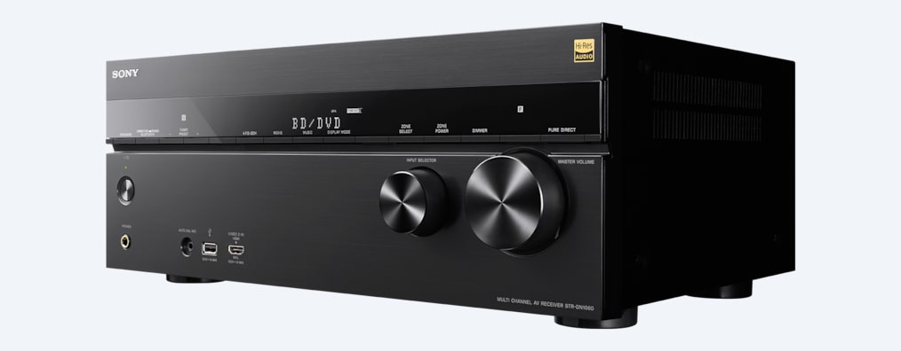Bilder von 7.2-Kanal-Home Entertainment-AV-Receiver | STR-DN1060