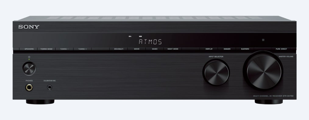 Bilder von 7.2-Kanal-Home Entertainment-AV-Receiver | STR-DH790