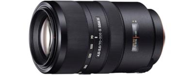 SAL70300G2 - 70–300 mm F4.5–5.6 G SSM II