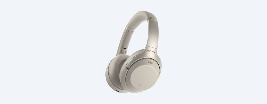WH-1000XM3 Silber