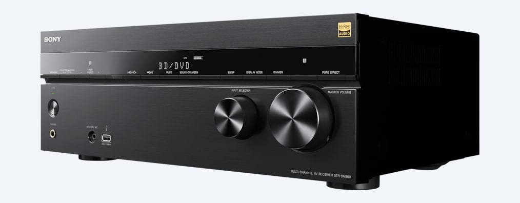 Bilder von 7.2-Kanal-Home Entertainment-AV-Receiver | STR-DN860