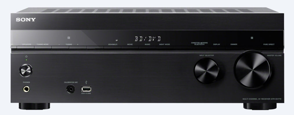 Bilder von 7.2-Kanal-Home Entertainment-AV-Receiver | STR-DH770
