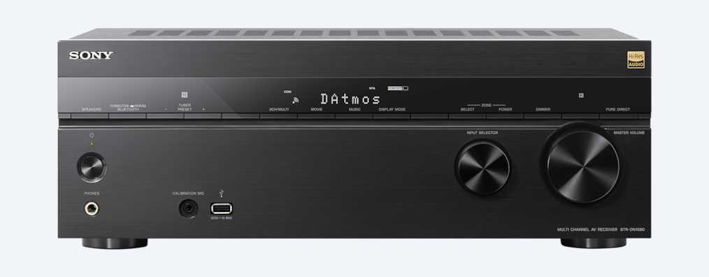 Bilder von 7.2-Kanal-Home Entertainment-AV-Receiver | STR-DN1080